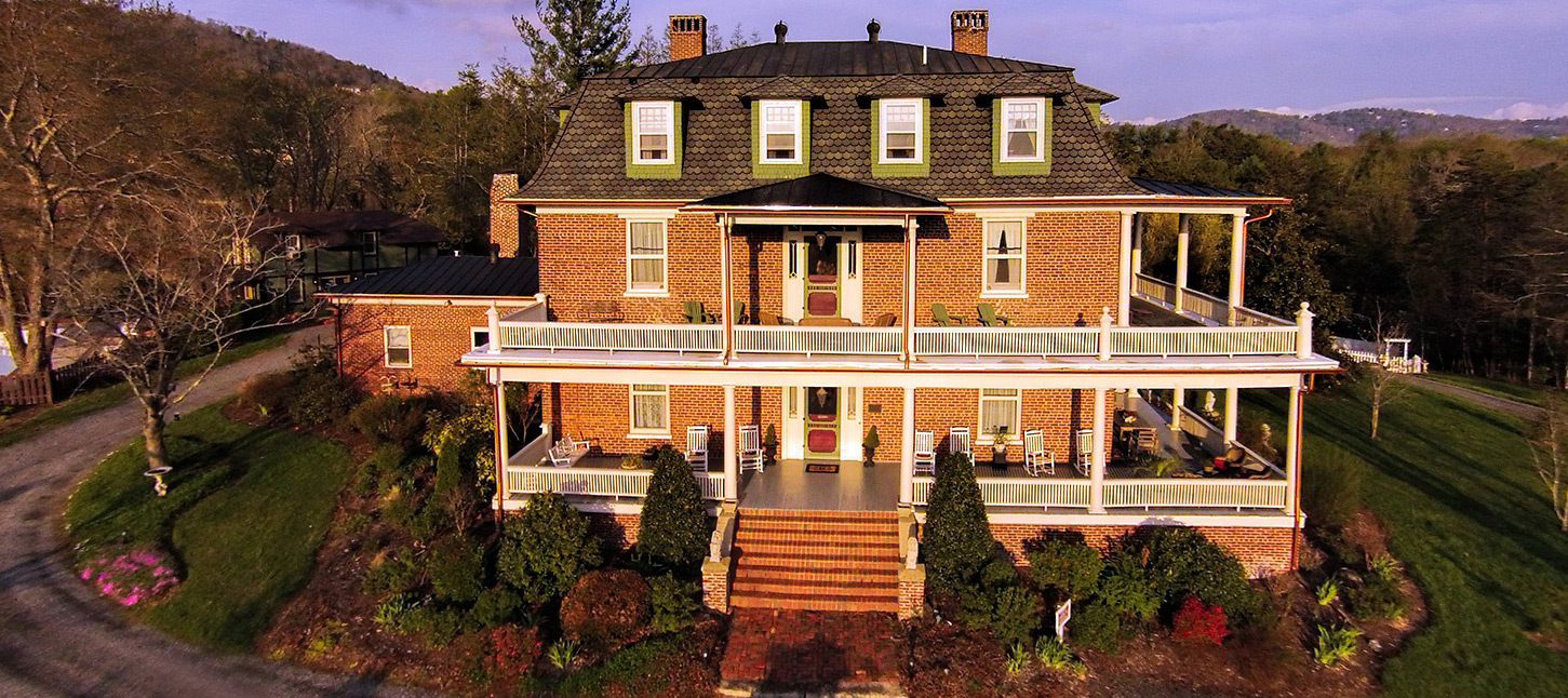 Asheville bed breakfast inn b b reynolds mansion for Is biltmore estate haunted